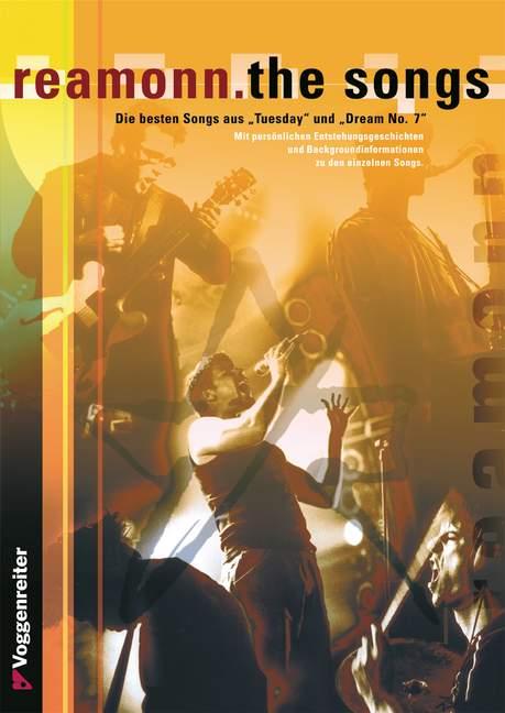 Reamonn-The-Songs-Reamonn-songbook-songbook